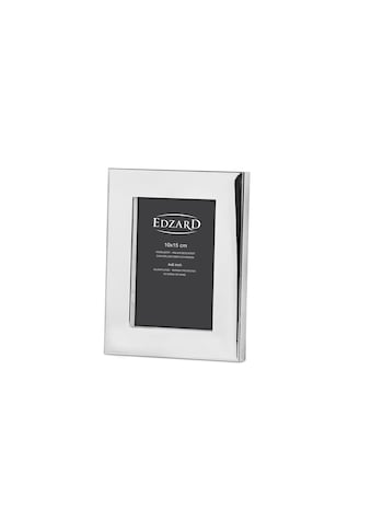 EDZARD Bilderrahmen »Udine«, versilbert und anlaufgeschützt, für 10x15 cm Foto -... kaufen