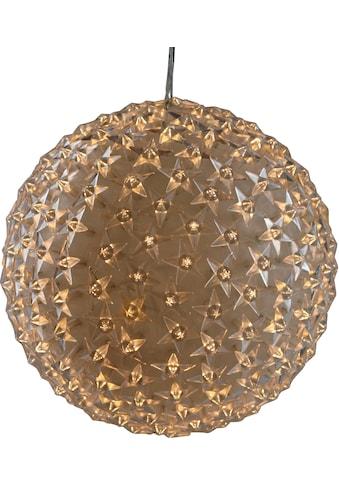 AM Design LED Dekolicht »LED Kugel mit Sternen«, Warmweiß kaufen
