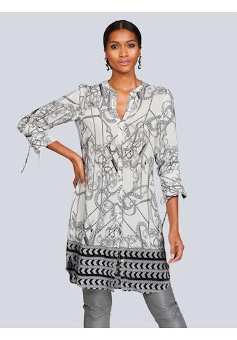 Alba Moda Bluse im Ketten Dessin kaufen