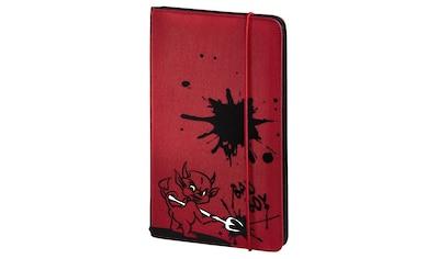 Hama CD - /DVD - /Blu - ray - Tasche Up to Fashion 48, Rot kaufen