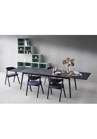hammel Esstisch »Batu«, Tischplatte aus Keramik, mit Auszugsfunktion kaufen