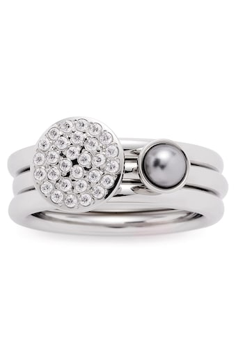 LEONARDO Ring - Set »Micca, 016961, 016962, 016963« (Set, 2 tlg.) kaufen