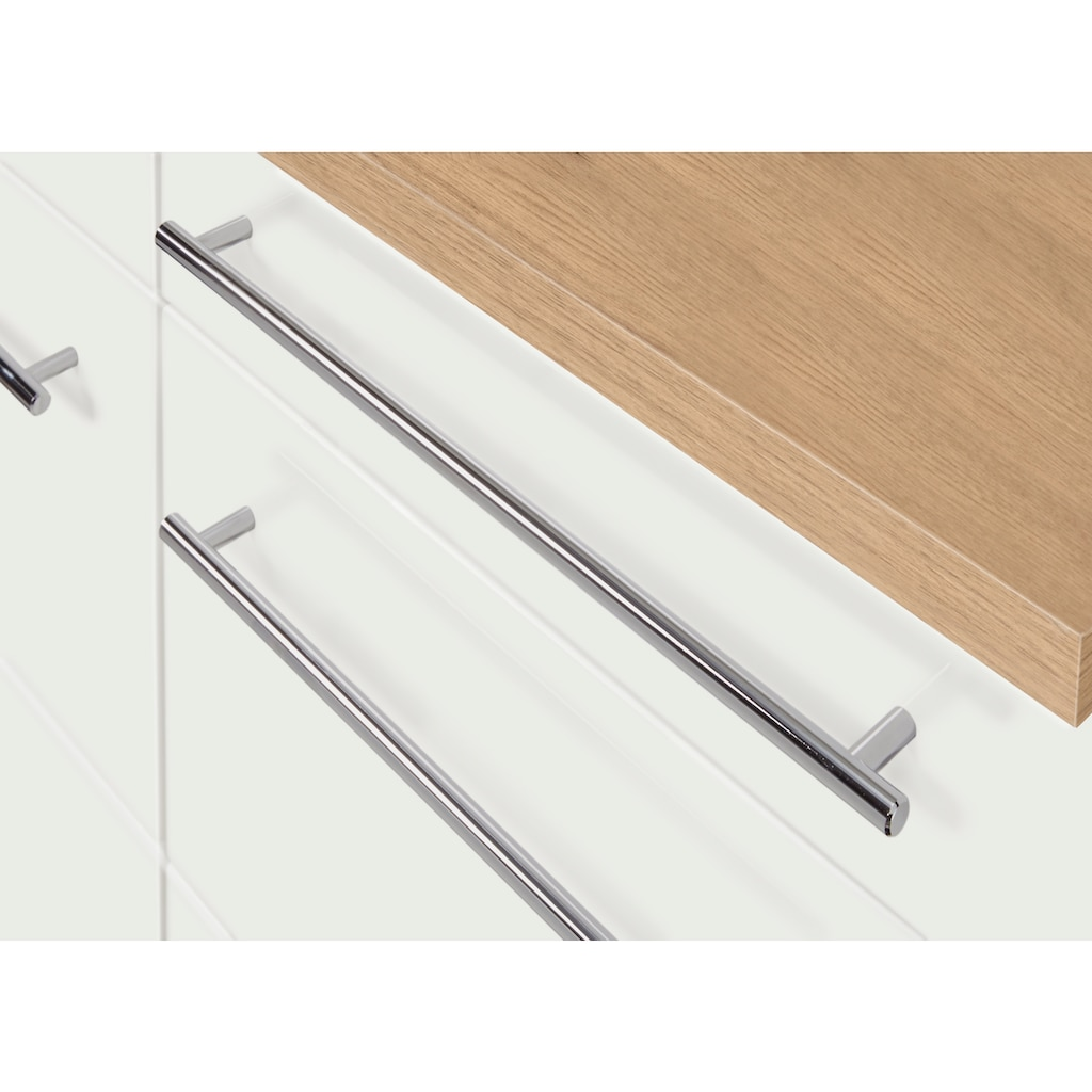 HELD MÖBEL Unterschrank »Wien«, Breite 100 cm, 2 Türen, 2 Schubkästen, für viel Stauraum