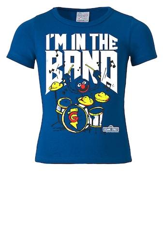 LOGOSHIRT T - Shirt mit tollem Print »Grobi« kaufen