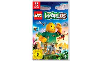 Warner Games Spiel »Lego Worlds«, Nintendo Switch, Software Pyramide kaufen