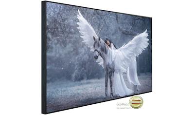 Papermoon Infrarotheizung »Frau auf Pegasus«, sehr angenehme Strahlungswärme kaufen