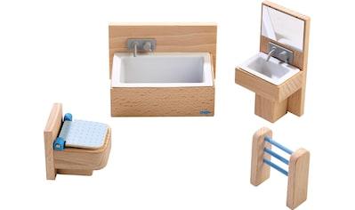 Haba Puppenmöbel »Little Friends - Badezimmer«, (Set) kaufen