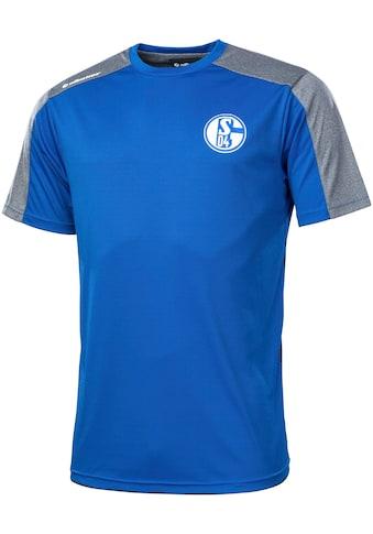 Albatros T-Shirt »CLIMA PRO S04«, Größe: S - XXXL, Schalke 04 kaufen