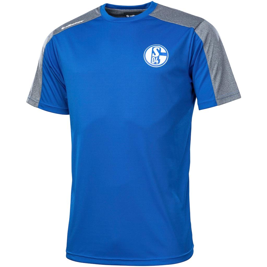 Albatros T-Shirt »CLIMA PRO S04«, Größe: S - XXXL, Schalke 04