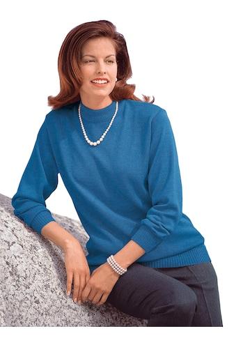 Classic Pullover, pflegeleicht und strapazierfähig kaufen