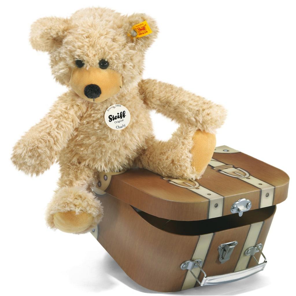 Steiff Kuscheltier »Charly im Koffer, 30 cm«