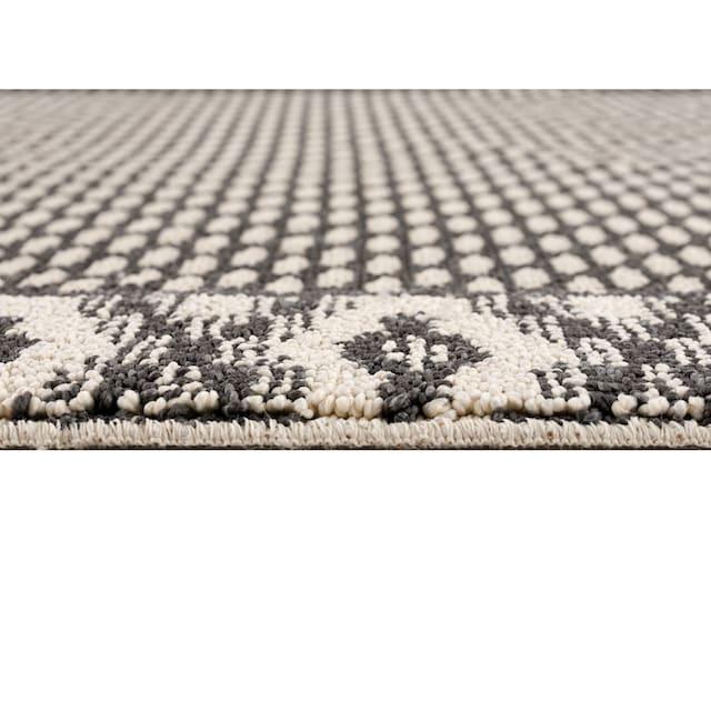 Teppich, »Frida«, andas, rechteckig, Höhe 18 mm, maschinell gewebt