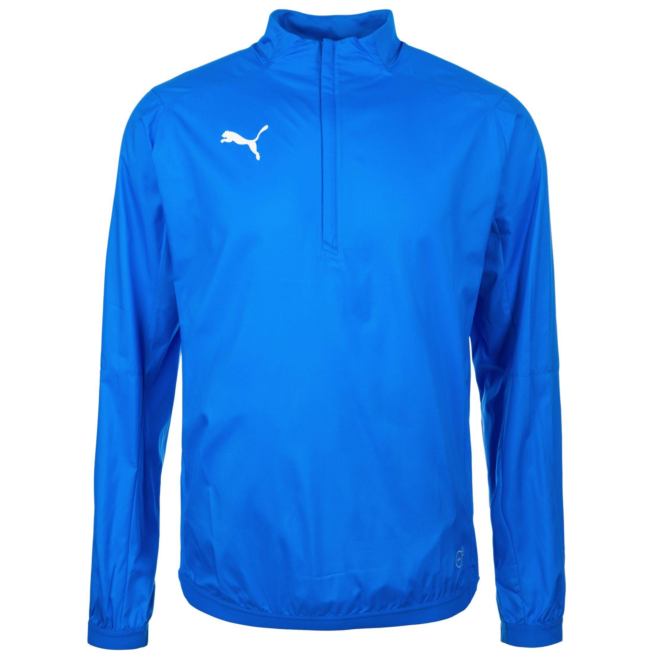 PUMA Trainingsjacke Liga | Sportbekleidung > Sportjacken > Trainingsjacken | Blau | Puma