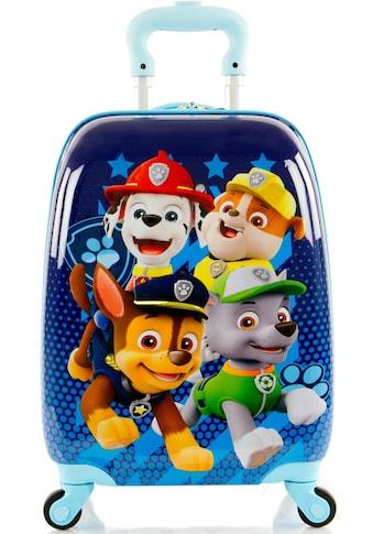 Heys Kinderkoffer »Paw Patrol, 46 cm, Blau«, 4 Rollen, mit 4 Rollen kaufen