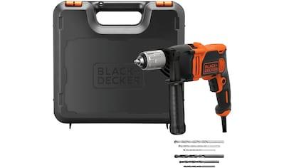 BLACK + DECKER Schlagbohrmaschine 850 W, ohne Akku kaufen