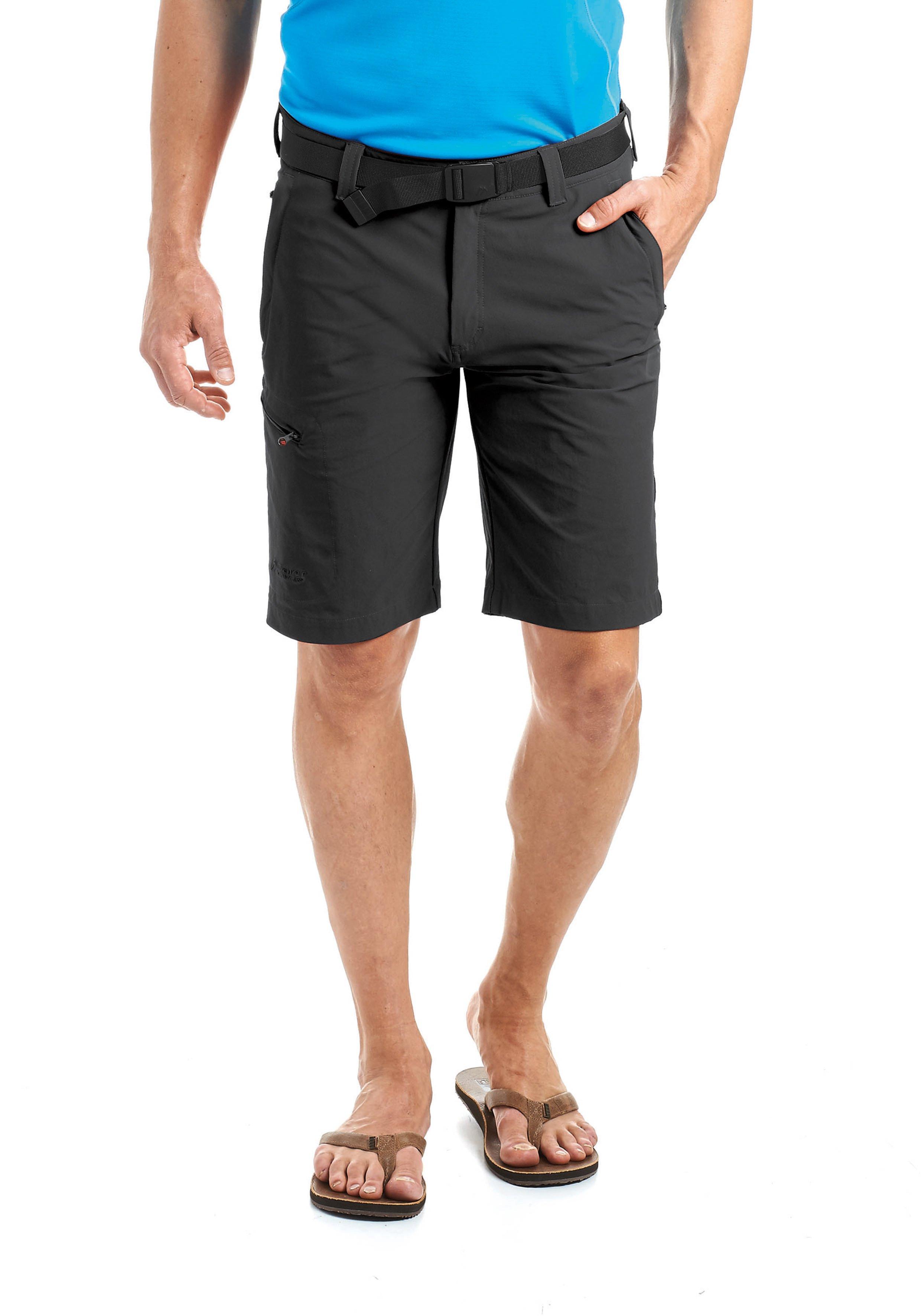 Maier Sports Funktionsshorts Huang | Bekleidung > Shorts & Bermudas | Schwarz | Maier Sports