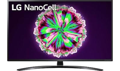 "LG LED-Fernseher »50NANO796NE«, 126 cm/50 "", 4K Ultra HD, Smart-TV, NanoCell-Google Assistant, Alexa und AirPlay 2-inkl. Magic Remote-Fernbedienung kaufen"