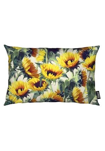 Dekokissen, »Sunflowers Forever«, Juniqe kaufen
