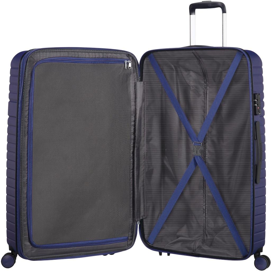 American Tourister® Hartschalen-Trolley »Aero Racer, 79 cm, nocturne blue«, 4 Rollen