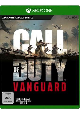 Activision Spiel »Call of Duty Vanguard«, Xbox One kaufen