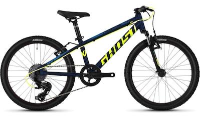 Ghost Mountainbike »Kato 2.0 AL U«, 8 Gang, Shimano, Tourney TX RD-TX800 8-S Schaltwerk, Kettenschaltung, MIDDLE kaufen