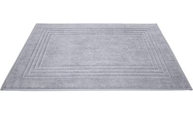Dyckhoff Badematte »Siena«, Höhe 3 mm, beidseitig nutzbar, 2er Set kaufen