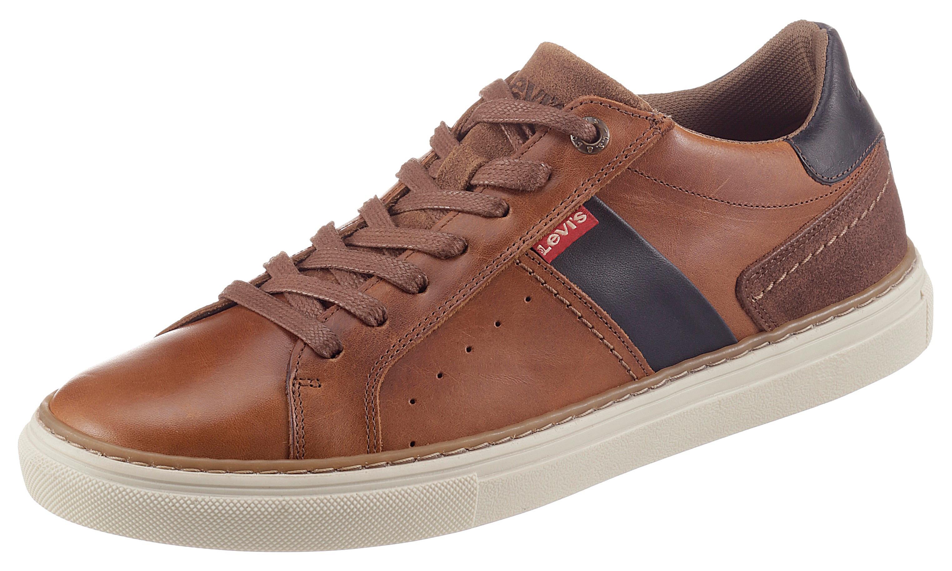 levis - Levi's Sneaker BAKER 2.0, im Materialmix