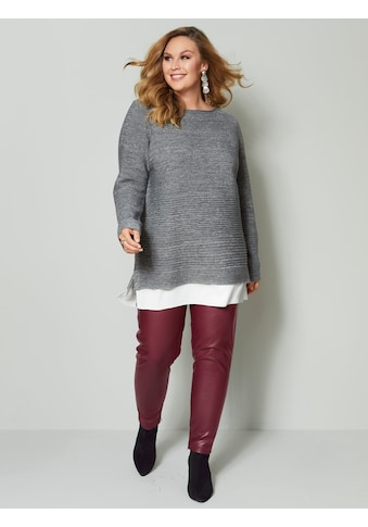 Sara Lindholm by Happy Size Strickpullover kaufen