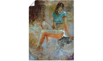Artland Wandbild »Junges Mädchen« kaufen