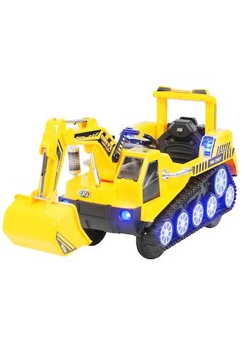 ACTIONBIKES MOTORS Elektroauto »Bagger D2811«, für Kinder von 3 - 5 Jahre, 6 Volt kaufen