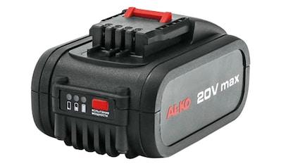 AL - KO Akku »Easy Flex B 100 Li«, 20 V, 5,0 Ah kaufen
