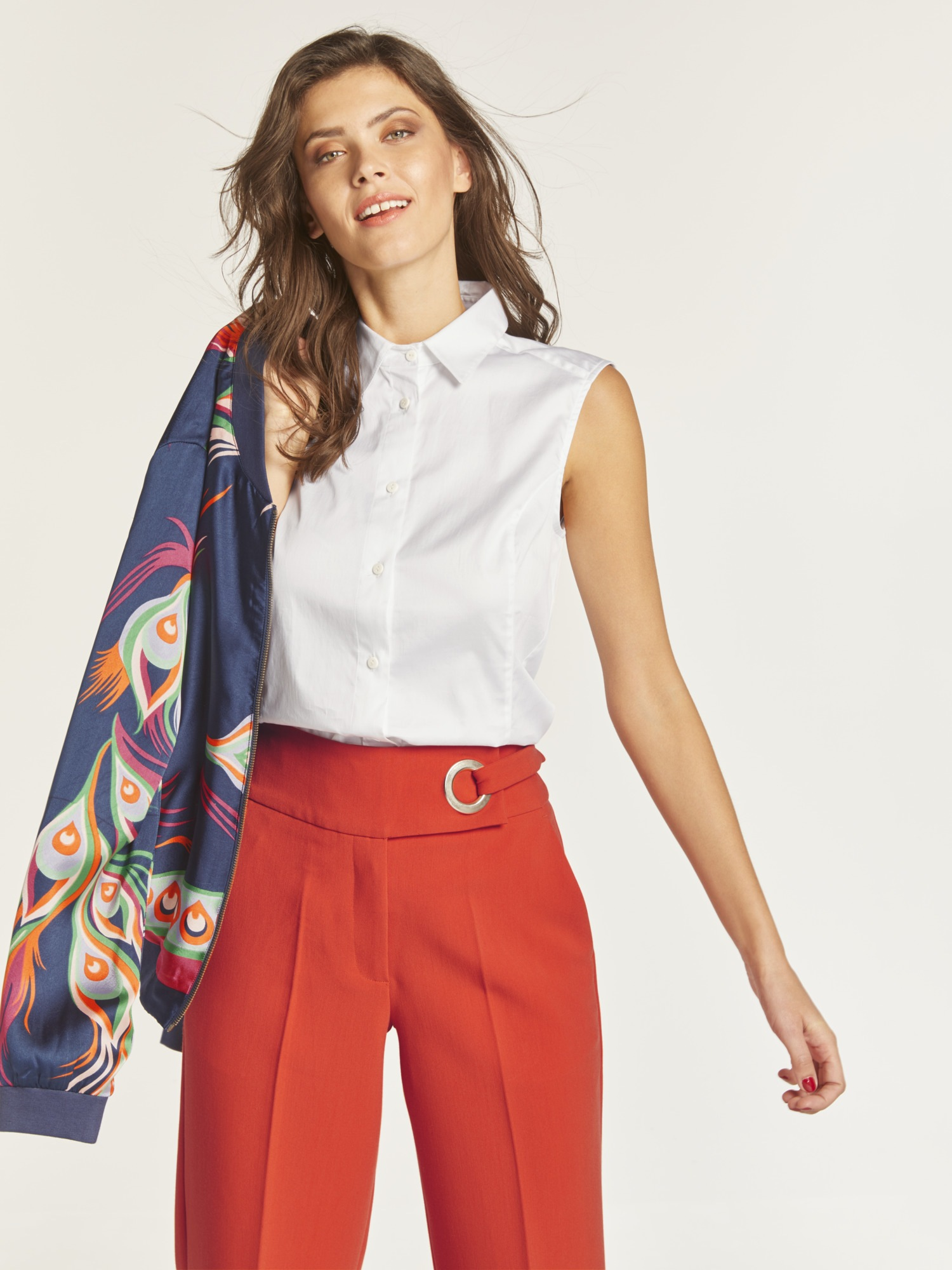 heine TIMELESS Bluse ohne Arm
