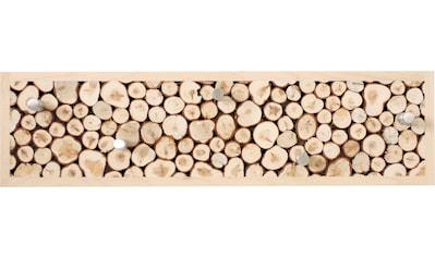 Woodman Garderobenpaneel »Kamsti«, mit 5 Haken kaufen
