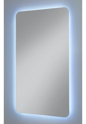 WELLTIME Badspiegel »New Trento«, LED - Spiegel, 100 x 60 cm kaufen