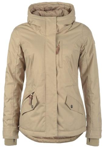 DESIRES Kurzjacke »Bellissa«, wame Jacke mit hochabschließendem Kragen kaufen