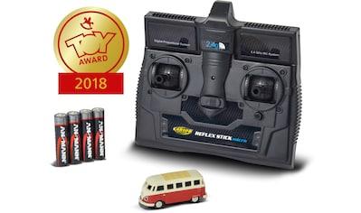 CARSON RC-Bus »VW T1 Samba Bus«, mit LED-Beleuchtung kaufen
