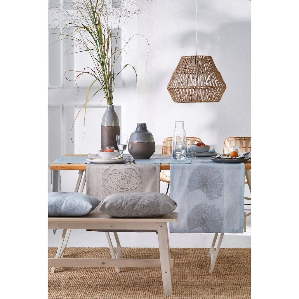 APELT Tischläufer »7200 LOFT STYLE«, (1 St.), Jacquardgewebe