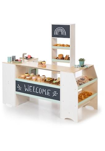 MUSTERKIND® Kaufladen »Avena, weiß/natur/mint« kaufen
