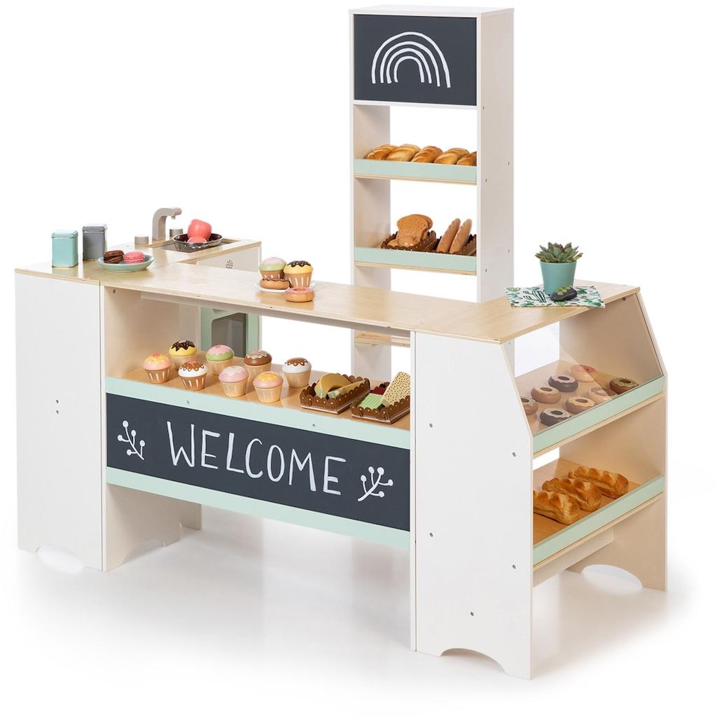 MUSTERKIND® Kaufladen »Avena, weiß/natur/mint«