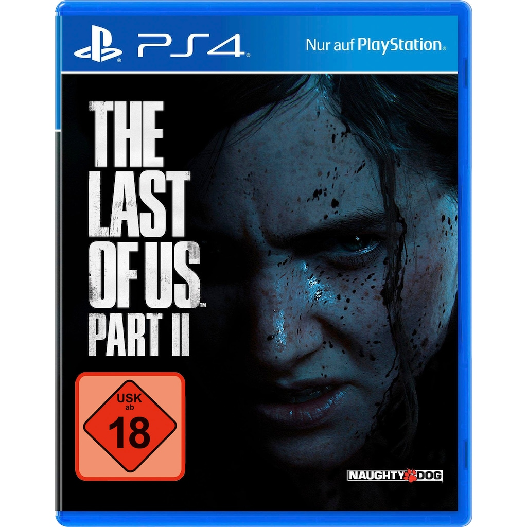 ASTRO Gaming-Headset »A50 Gen4 PS4«, Rauschunterdrückung, inkl. The Last of Us Part II