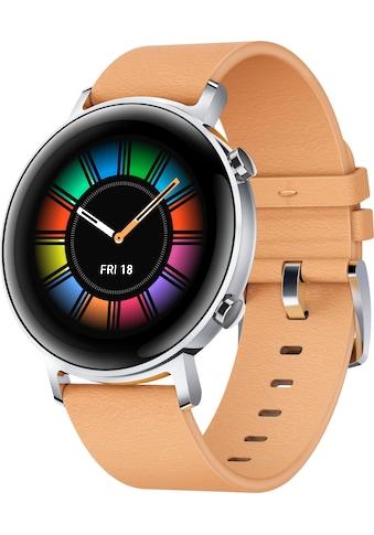 Huawei Watch GT 2 Clas Smartwatch ( 1,2 Zoll, RTOS) kaufen
