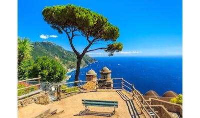 Papermoon Fototapete »Panorama Ravello Amalfi« kaufen