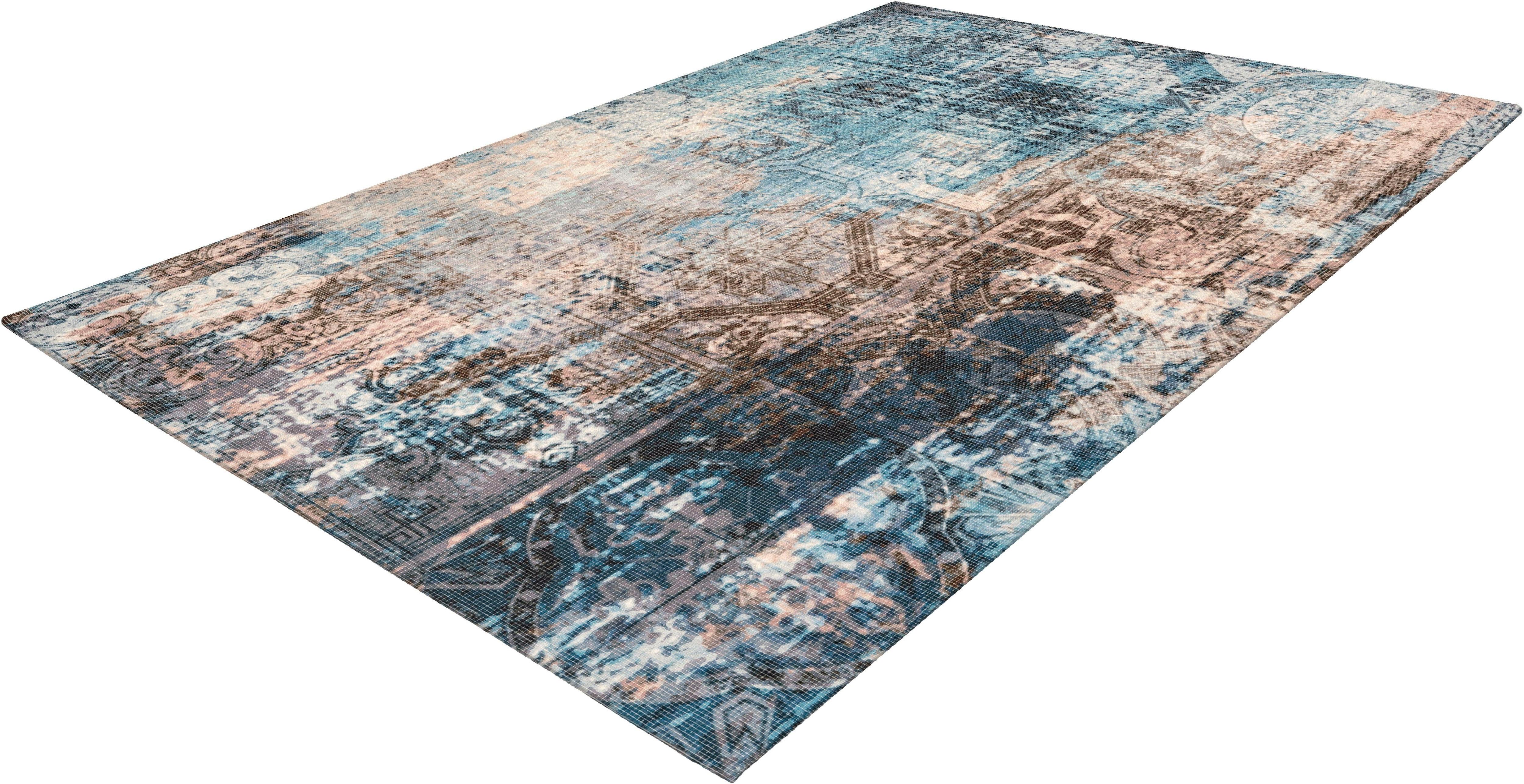 Teppich Emin 800 calo-deluxe rechteckig Höhe 10 mm gedruckt