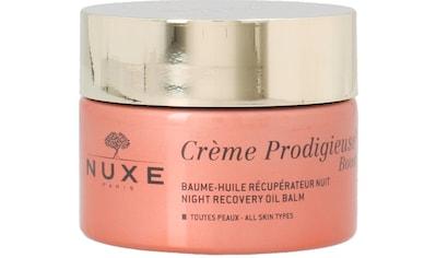 Nuxe Nachtcreme »Crème Prodigieuse Boost Night Recovery Oil Balm« kaufen