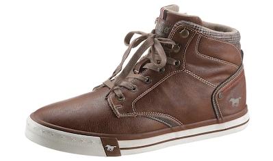 Mustang Shoes Sneaker, mit Innenreißverschluss kaufen