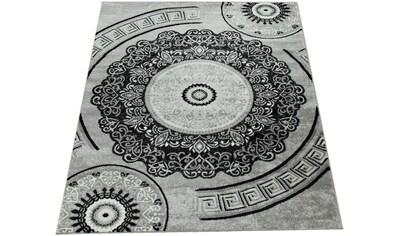 Paco Home Teppich »Sinai 077«, rechteckig, 9 mm Höhe, Kurzflor mit orientalischem... kaufen