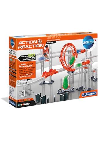 Clementoni® Kugelbahn »Galileo - Action & Reaction - Maxi Set«, Made in Europe kaufen