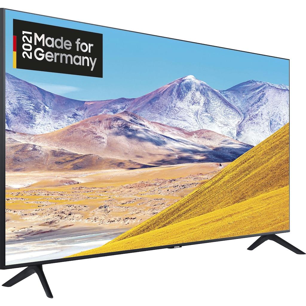 "Samsung LED-Fernseher »GU55TU8079«, 138 cm/55 "", 4K Ultra HD, Smart-TV"