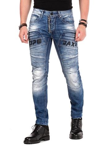 Cipo & Baxx Slim - fit - Jeans »Seek« kaufen