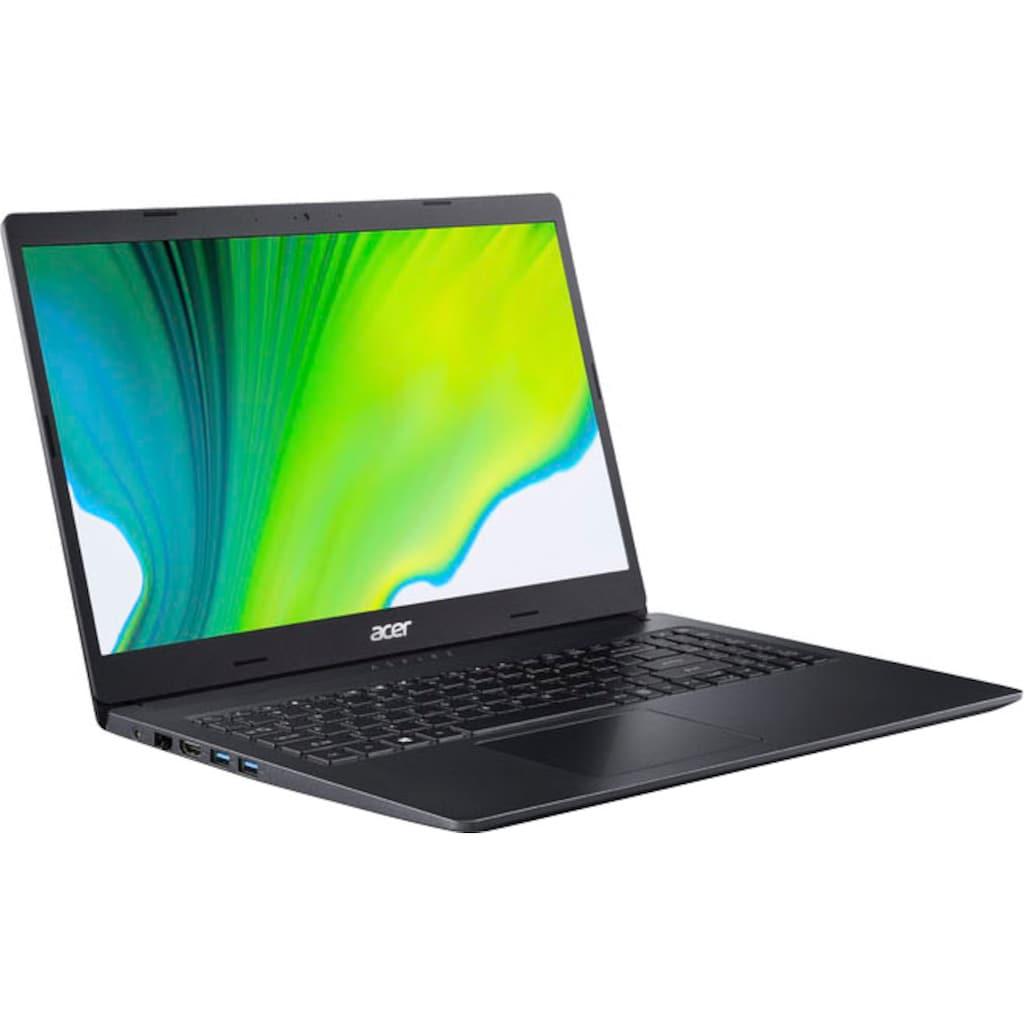 """Acer Notebook »Aspire 3 A315-23-R780«, (39,62 cm/15,6 """" AMD Ryzen 3 Radeon Graphics\r\n 256 GB SSD), Kostenloses Upgrade auf Windows 11, sobald verfügbar"""